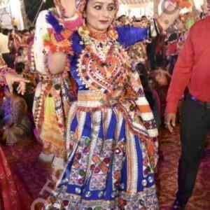 Navratri Girl Pics
