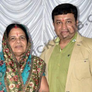 Dhiraj Purohit Mother