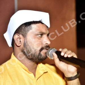 Sunil Pujari as Host