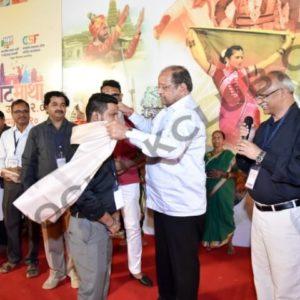 Sunil Pujari Felicitation