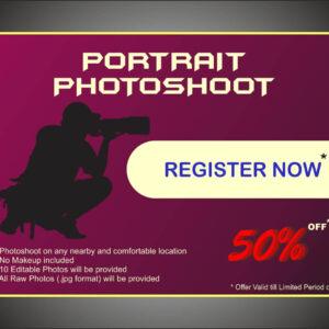 Portfolio Photoshoot