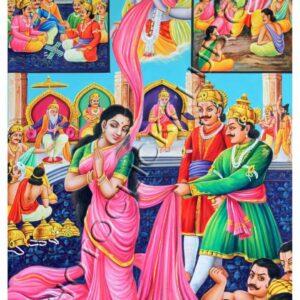 Draupadi Vastraharan